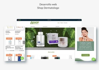 Shop Dermatólogo